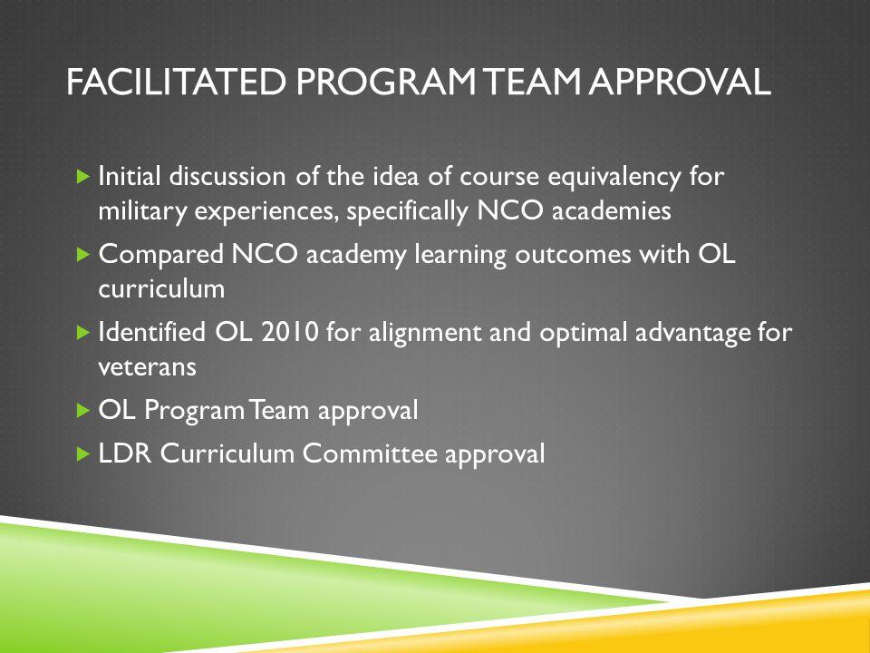 personal leadership development plan ncoa