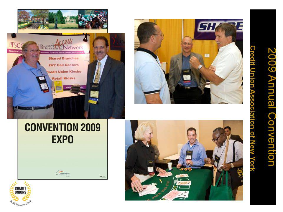 2009 Annual Convention Credit Union Association of New York