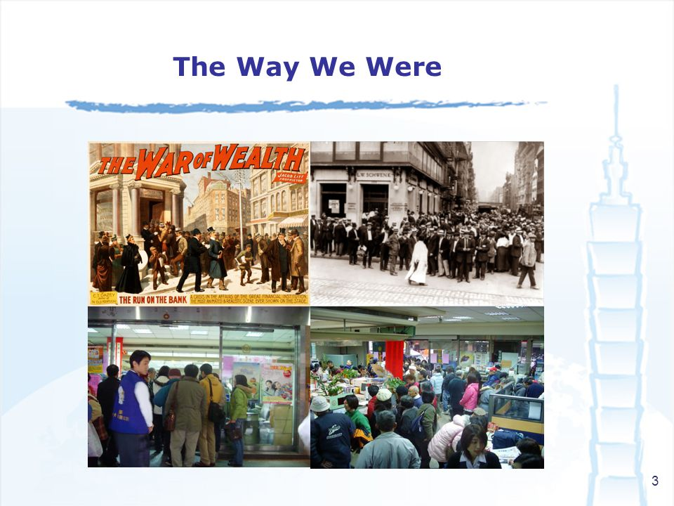 3 The Way We Were