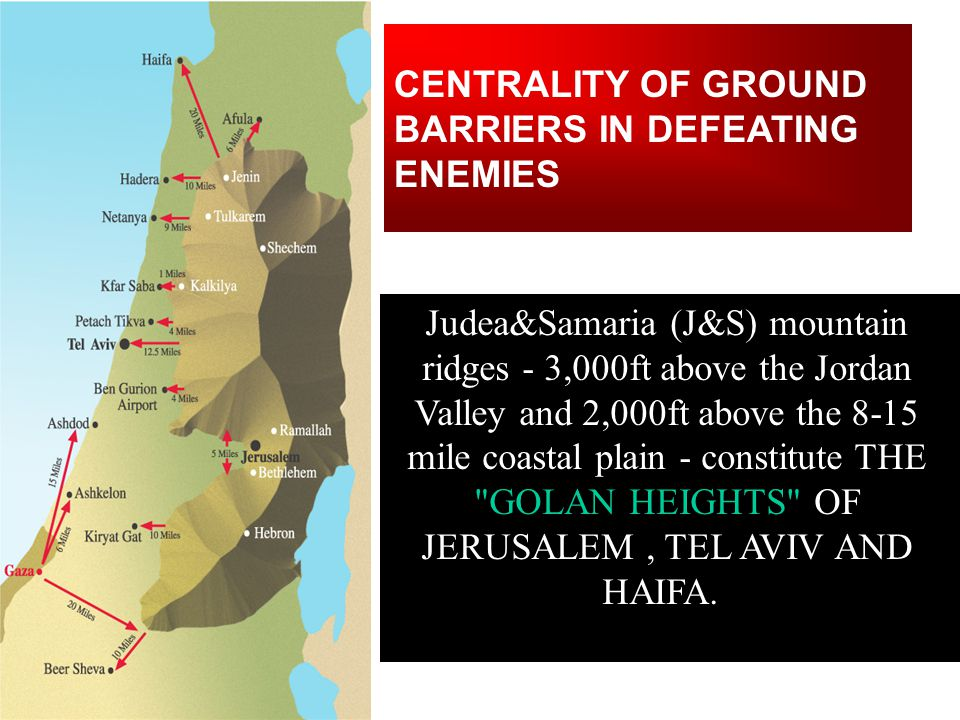 Mideast precedents - in the most unpredictable, volatile and violent region in the world - behoove Israel to be prepared for realistic scenarios, including The Eastern Front Threat. HAS SADDAM s DEMISE ELIMINATED EASTERN FRONT THREAT TO ISRAEL.