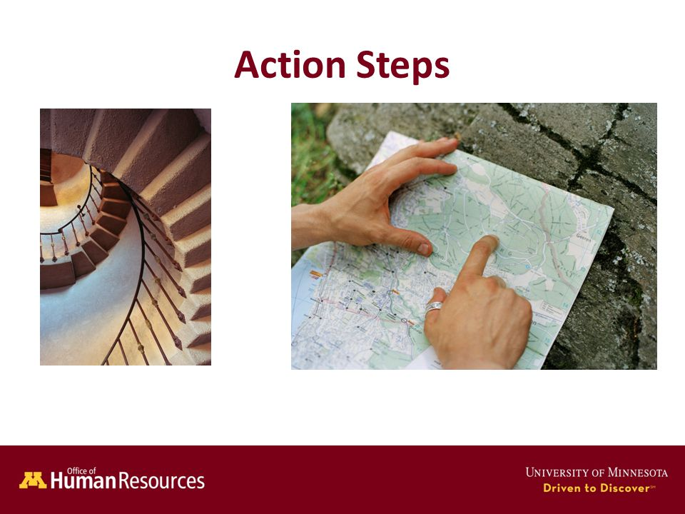 Human Resources Office of Action Steps