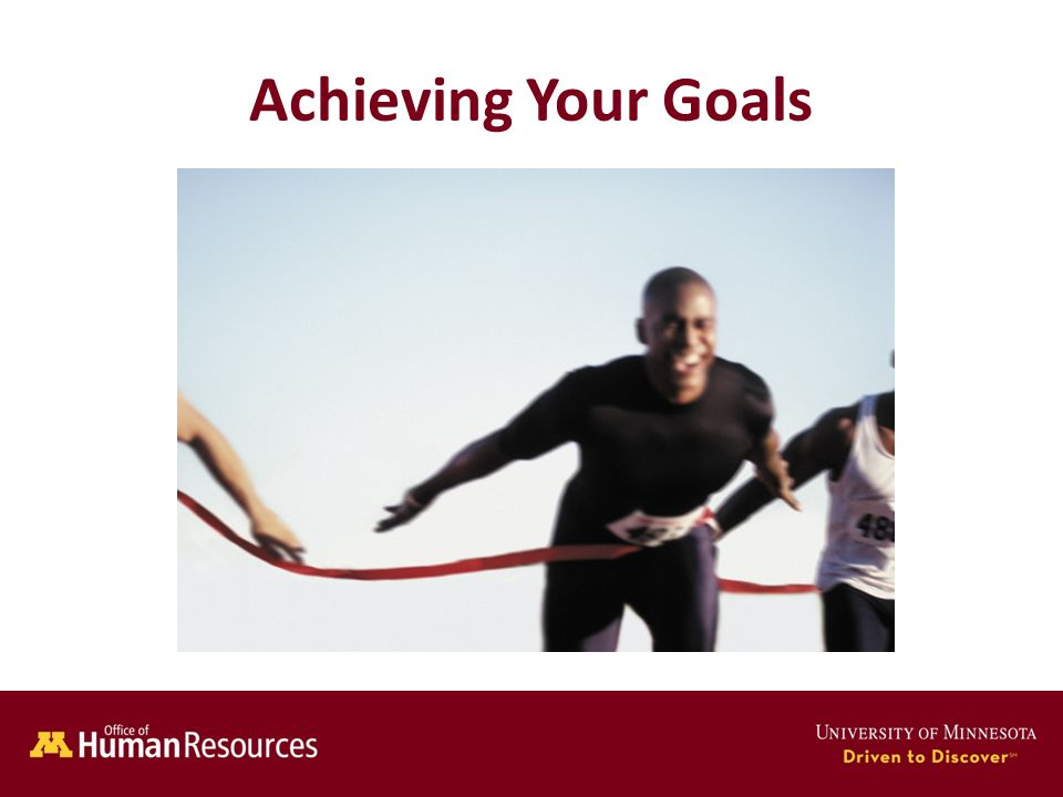 Human Resources Office of Achieving Your Goals