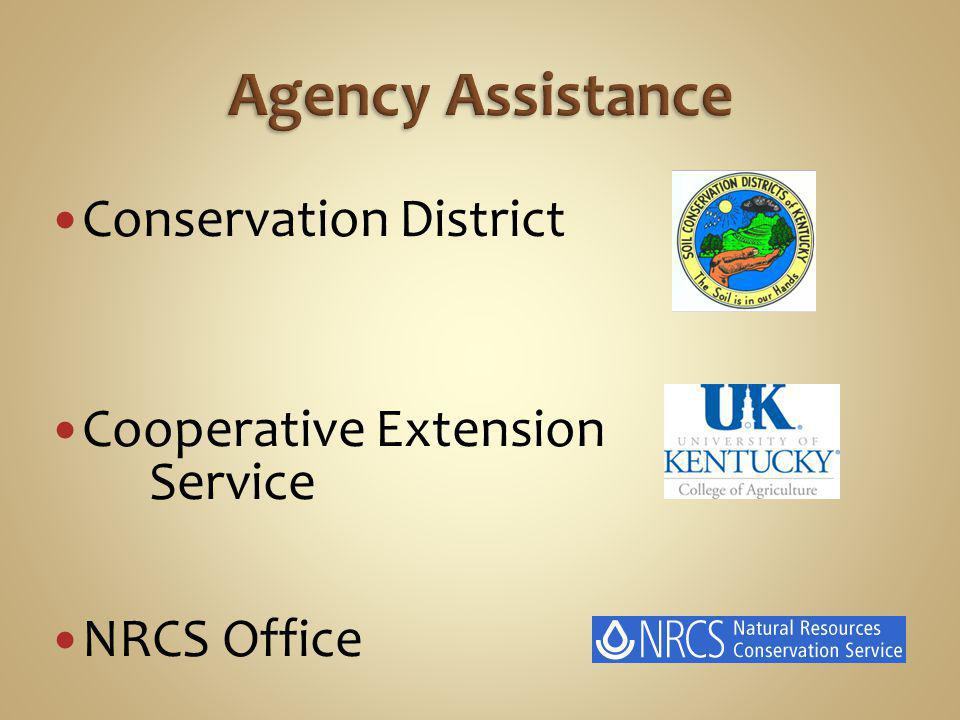 Conservation District Cooperative Extension Service NRCS Office