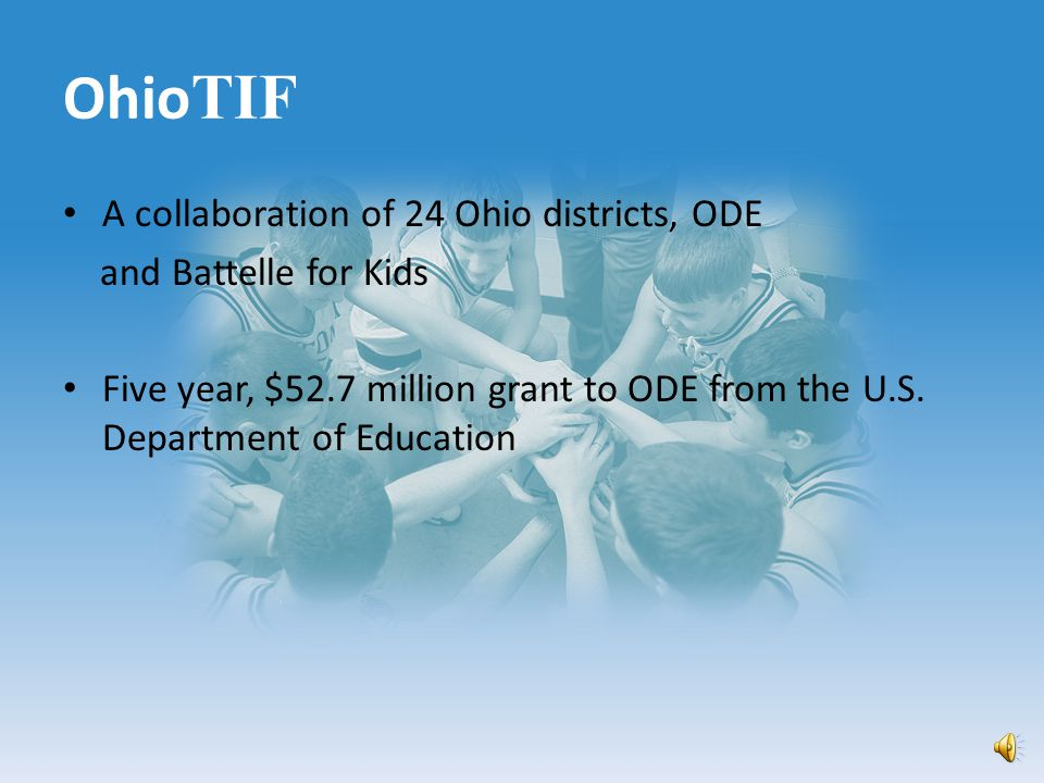 Ohio TIF Maysville Local School District TIF Award Model Presentation