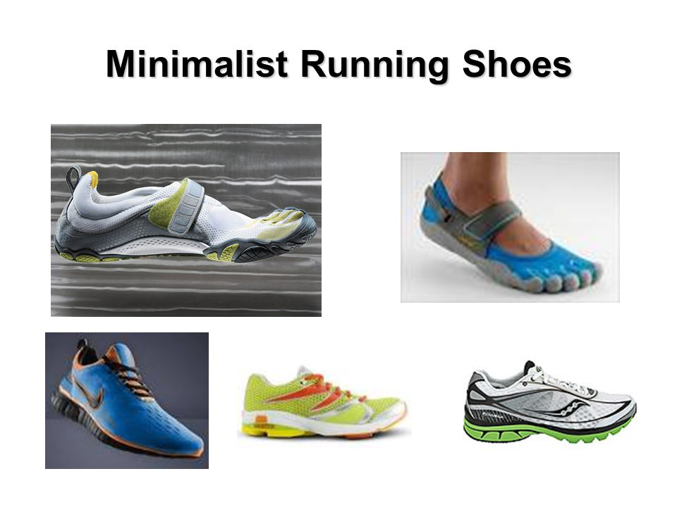 Minimalist Running Shoes