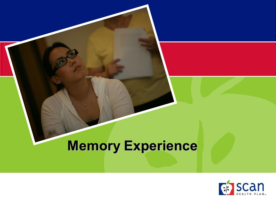 Memory Experience
