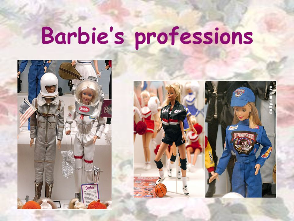 Barbies professions
