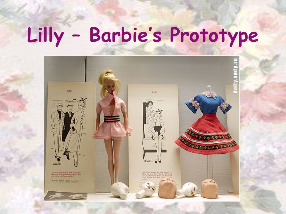 Lilly – Barbies Prototype