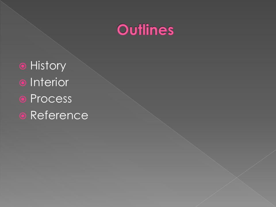 History Interior Process Reference