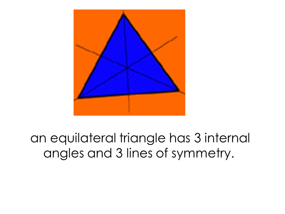2D Shapes and Symmetry