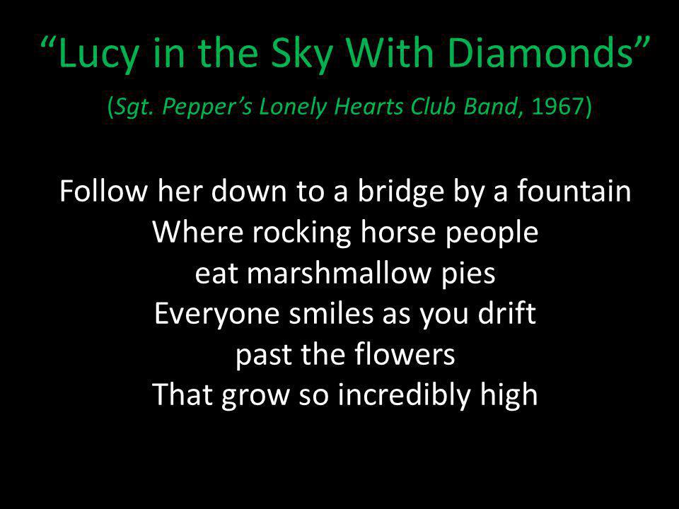 Lucy in the Sky With Diamonds (Sgt.