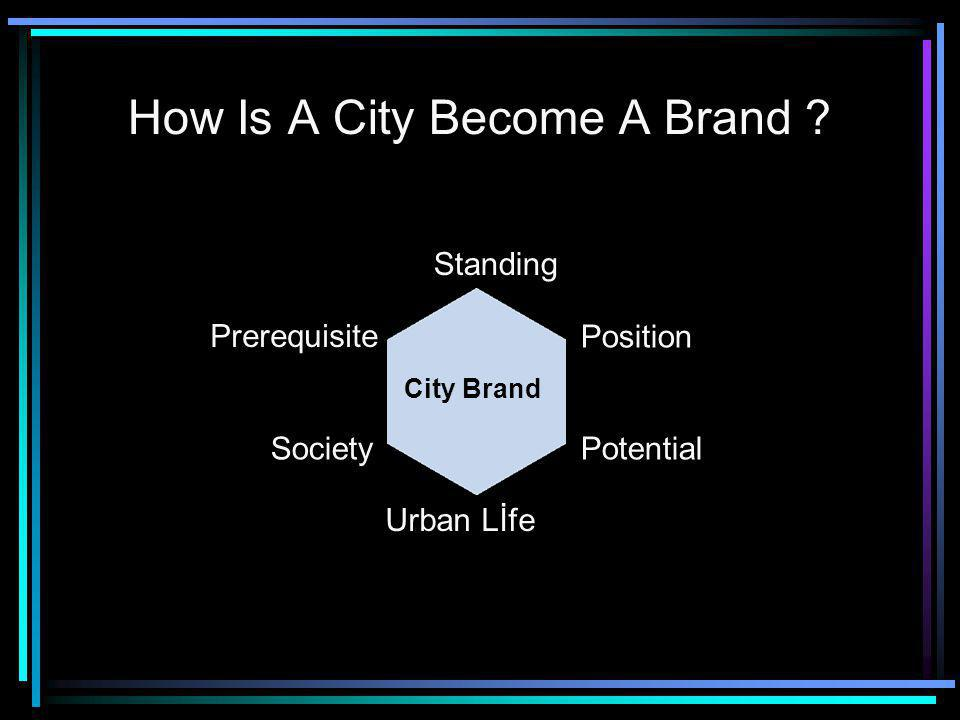How Is A City Become A Brand .
