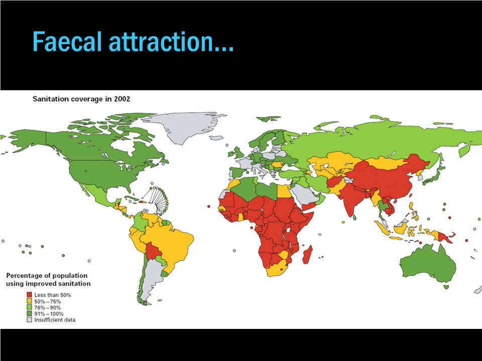 WHO - UNICEF (2004) Faecal attraction…