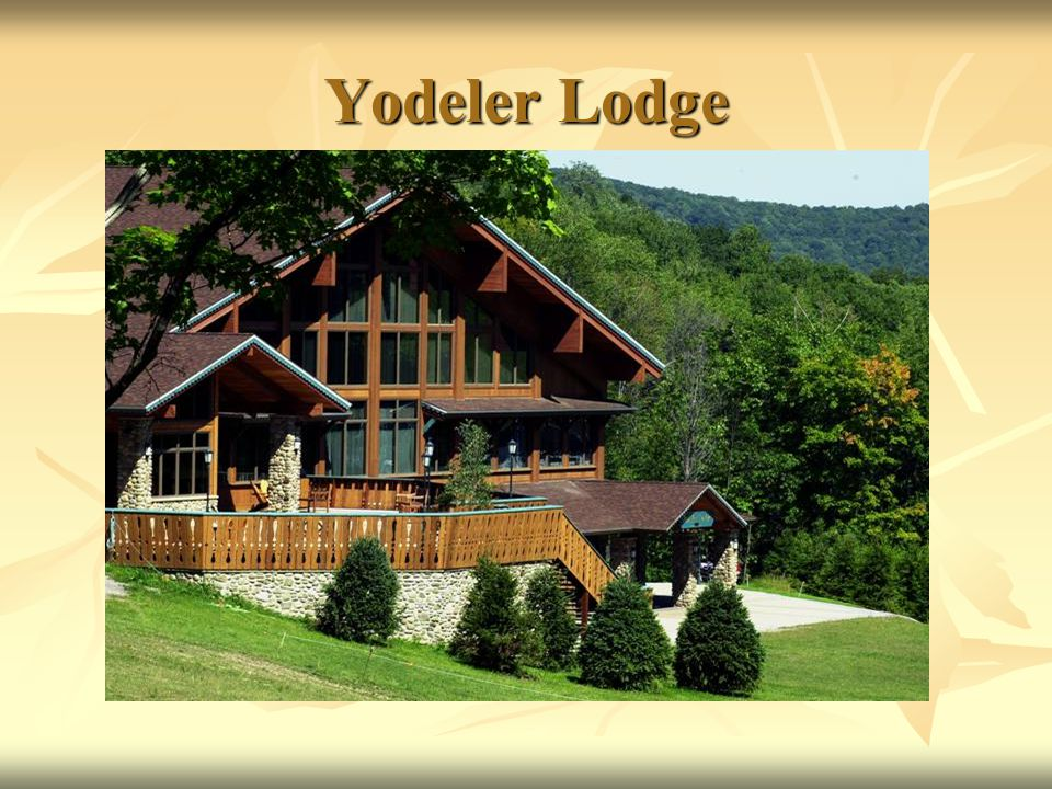 Yodeler Lodge