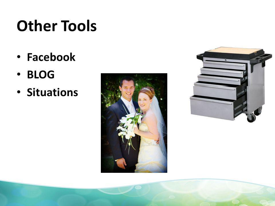 Other Tools Facebook BLOG Situations
