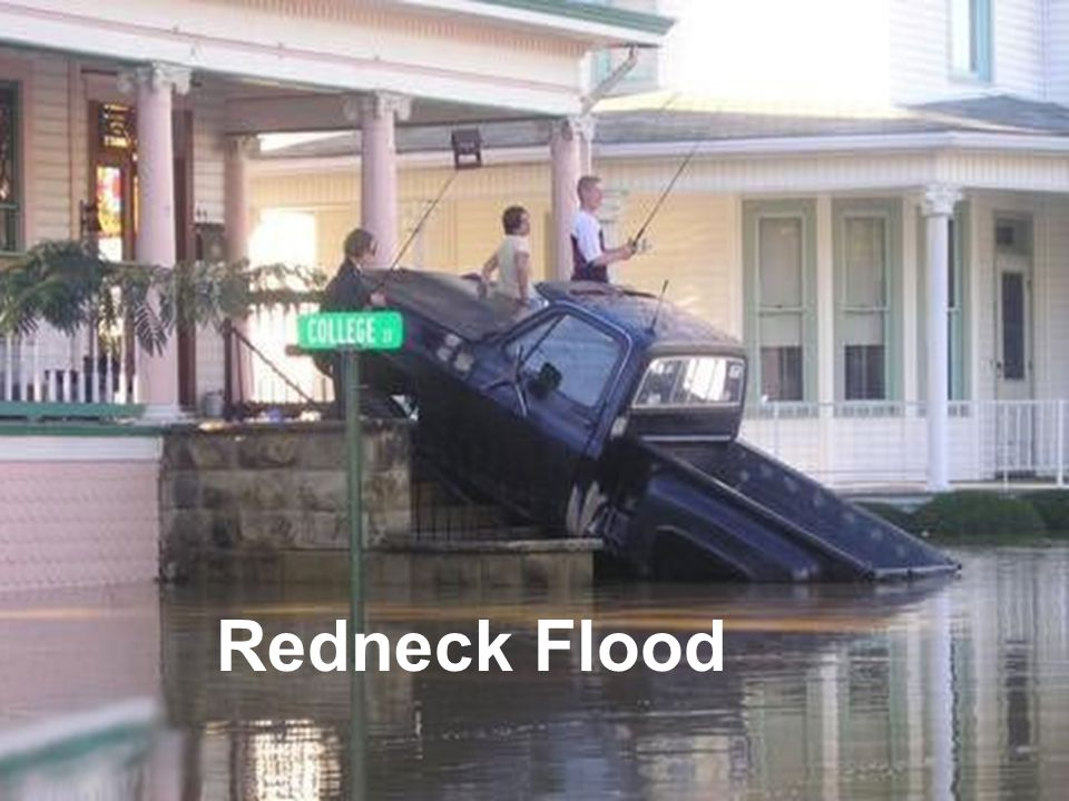Redneck Flood