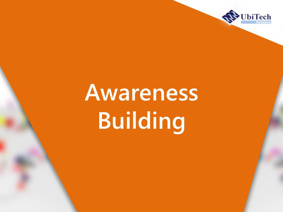 Awareness Building