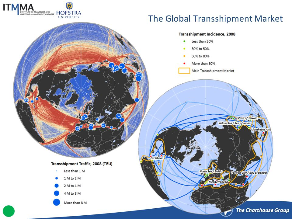 The Charthouse Group The Global Transshipment Market