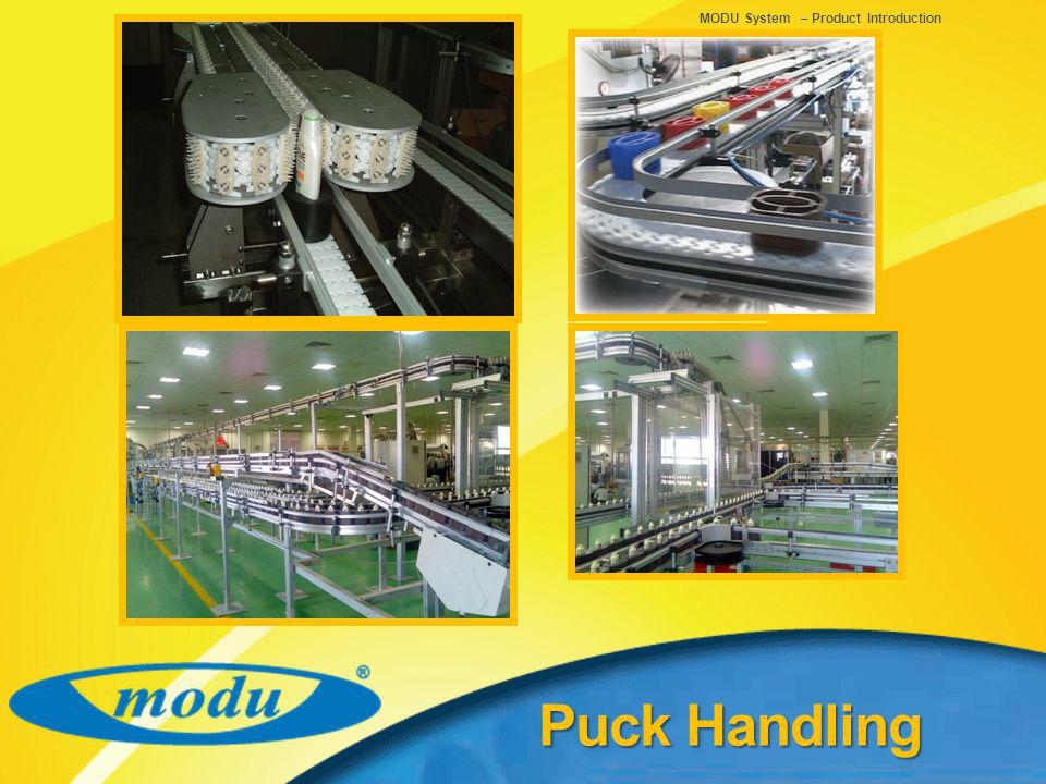MODU System – Product Introduction Puck Handling