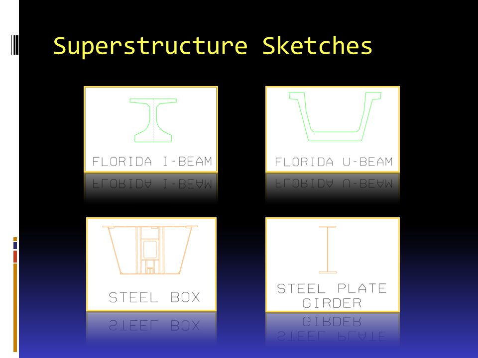 Superstructure Sketches