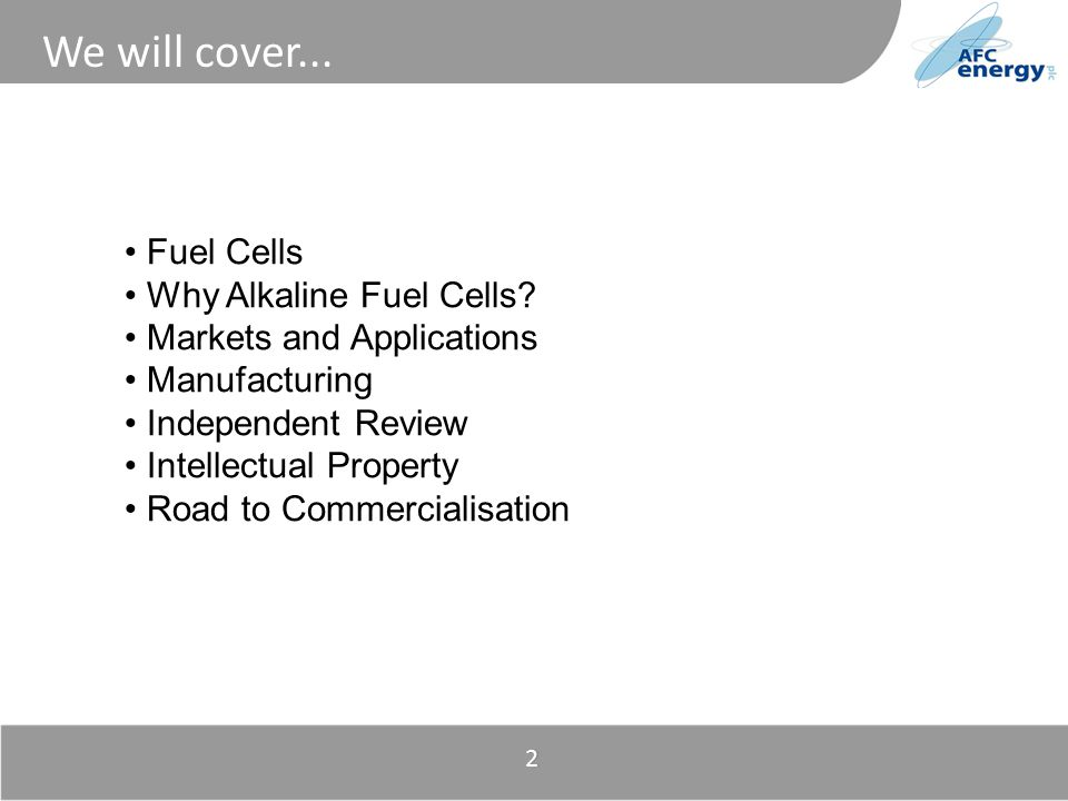 Title Building Momentum 1  Title 2 We will cover    Fuel