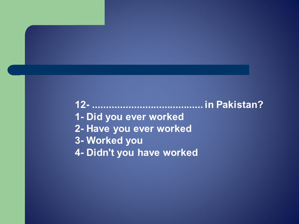 12-........................................ in Pakistan.