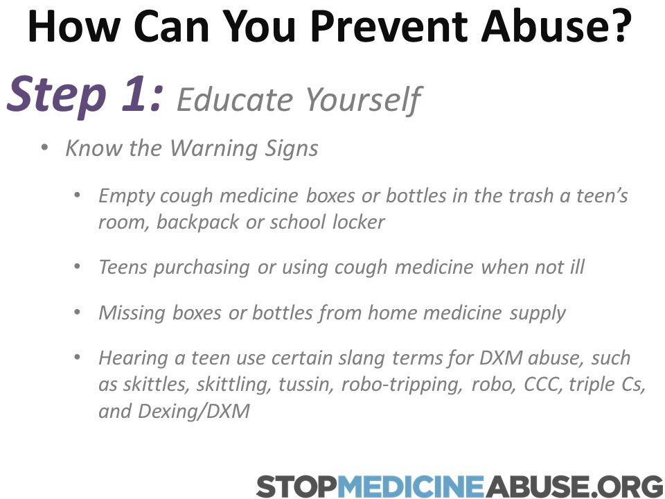 How Can You Prevent Abuse.