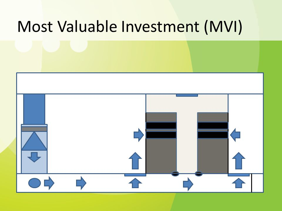 Most Valuable Investment (MVI)