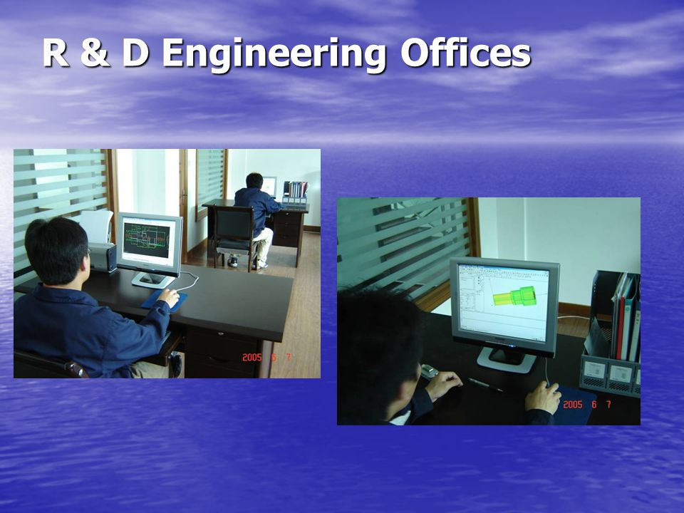 R & D Engineering Offices