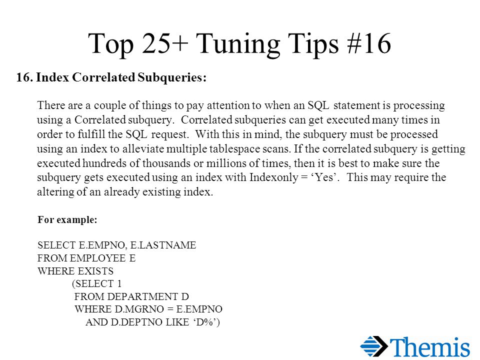 Top 25+ Tuning Tips #16 16.