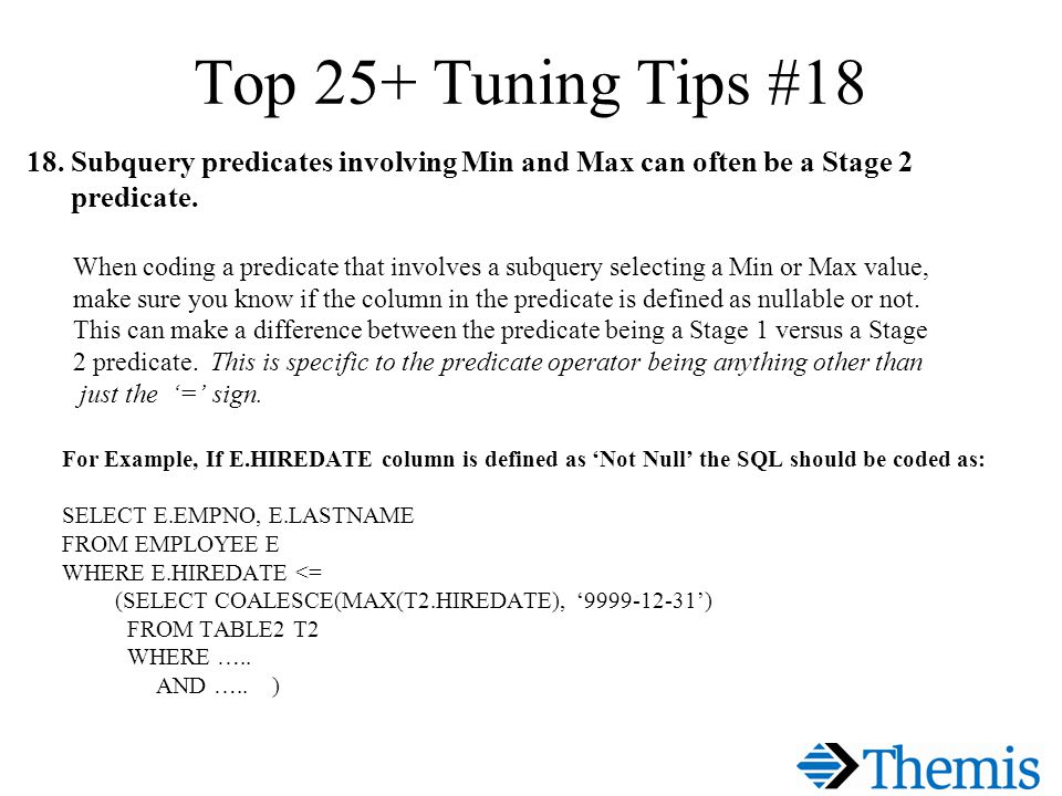 Top 25+ Tuning Tips #18 18.