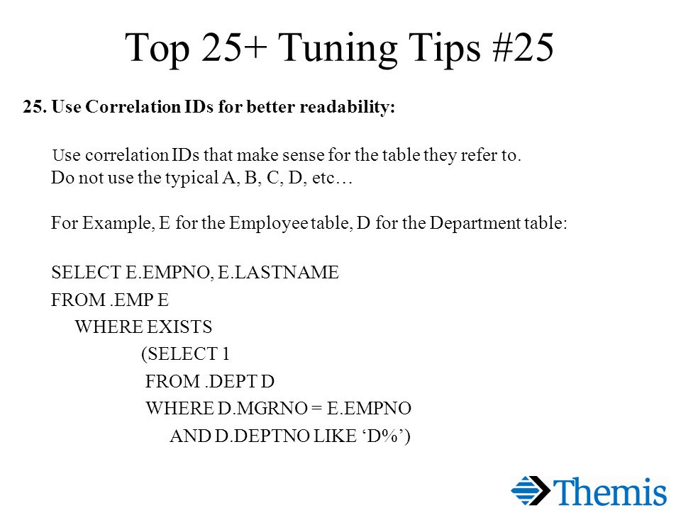 Top 25+ Tuning Tips #25 25.
