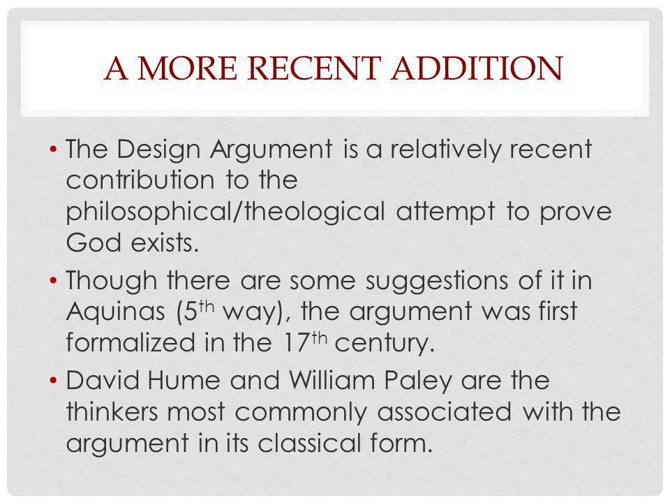 hume arguments against god