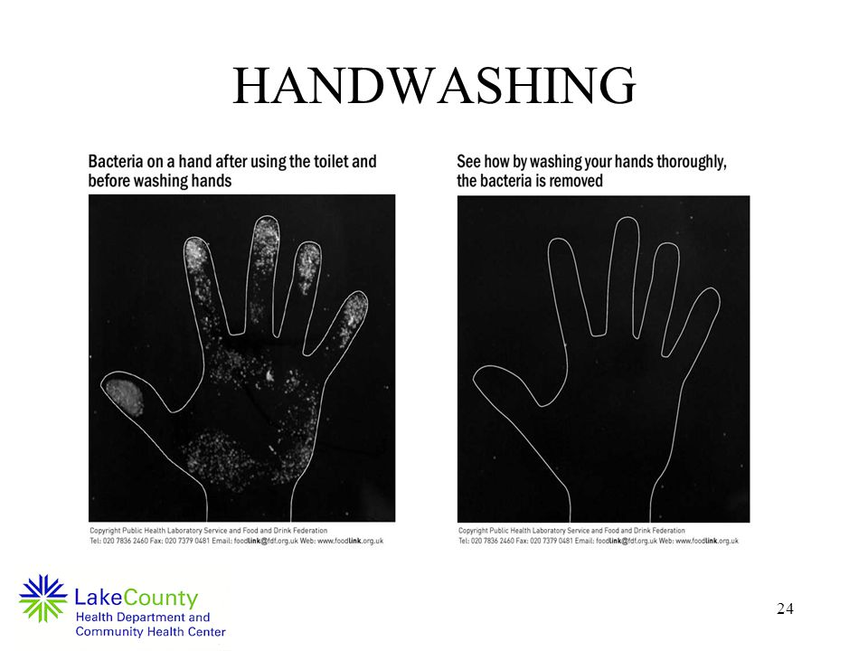 24 HANDWASHING