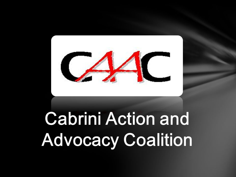 Cabrini Action and Advocacy Coalition