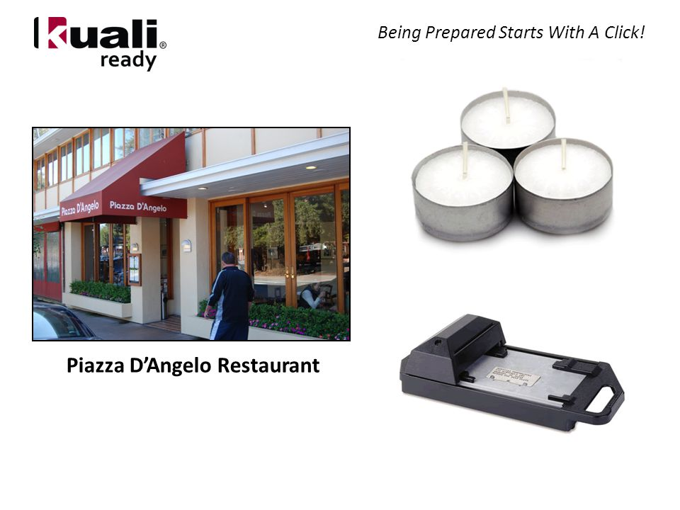 Serve food to customers Financial Piazza DAngelo Restaurant Being Prepared Starts With A Click!