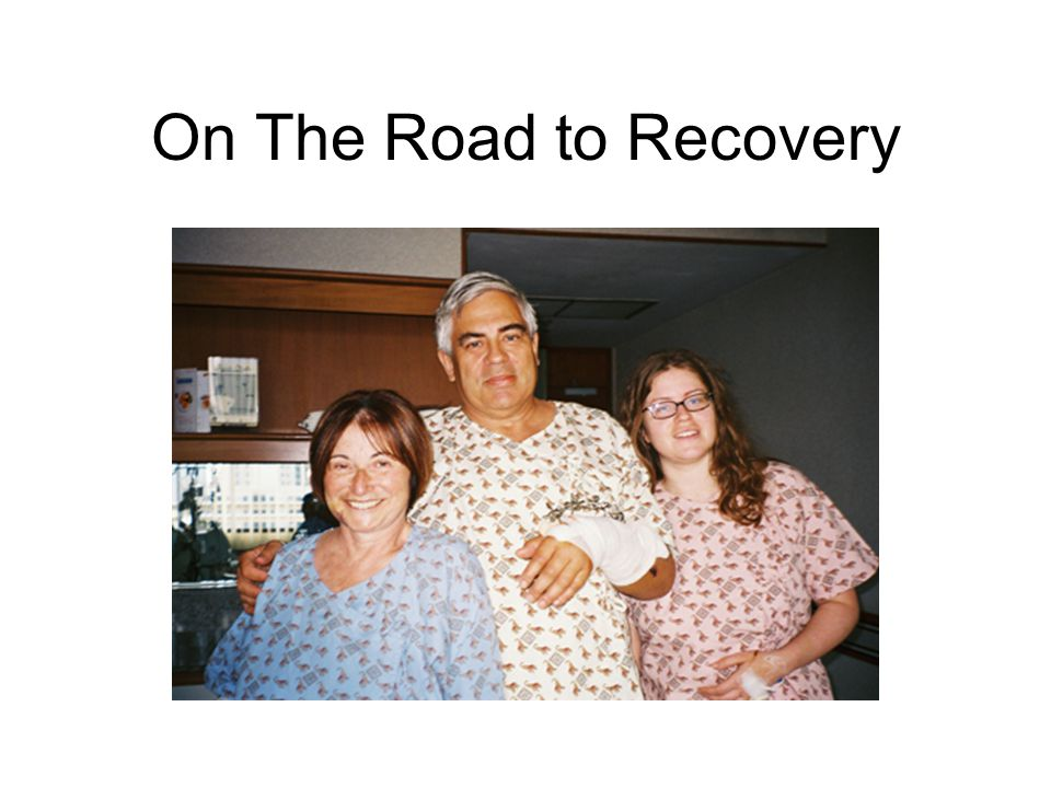 On The Road to Recovery