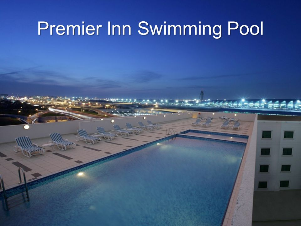 Premier Inn Swimming Pool