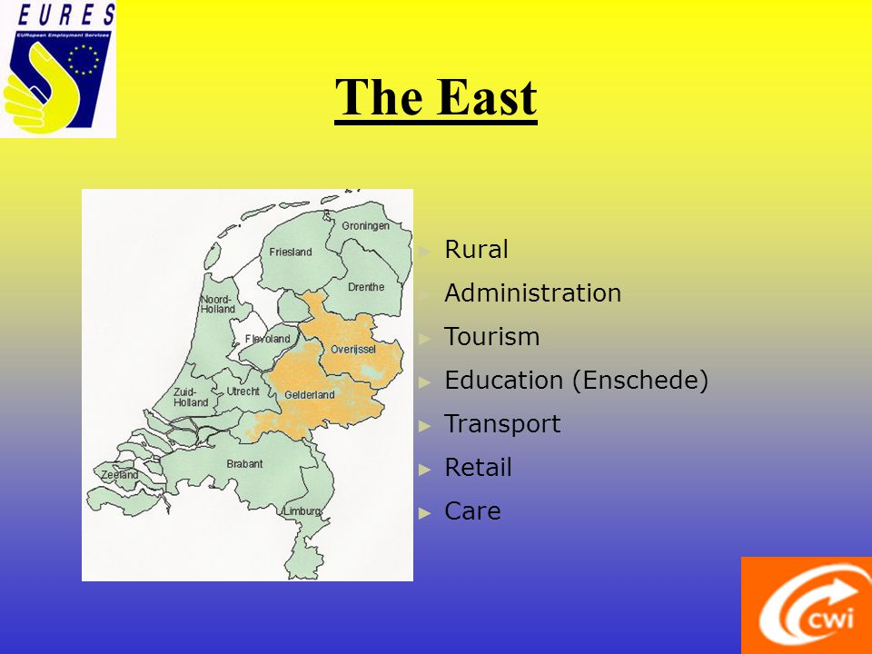 The North Rural Tourism Education (Leeuwarden, Groningen) Transport Retail