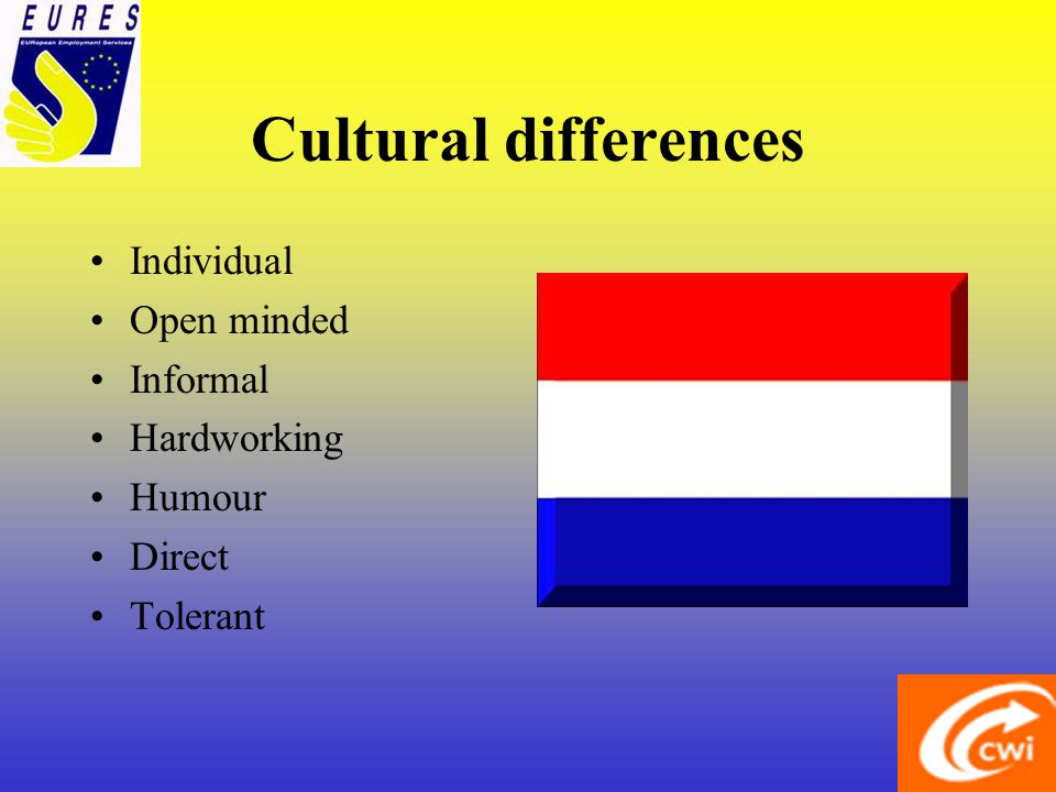 Usefull Websites http://www.werk.nl (site PES Holland) Working in the Netherlands http://www.belastingdienst.nl Taxeshttp://www.belastingdienst.nl http://www.svb.nl Social Securityhttp://www.svb.nl www.undutchables.nl www.abroad-experience.com www.expatica.com