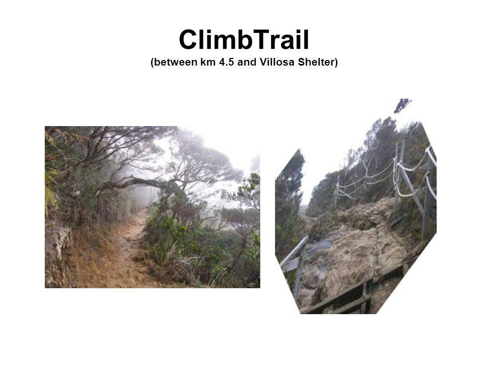 ClimbTrail (between km 4.5 and Villosa Shelter)