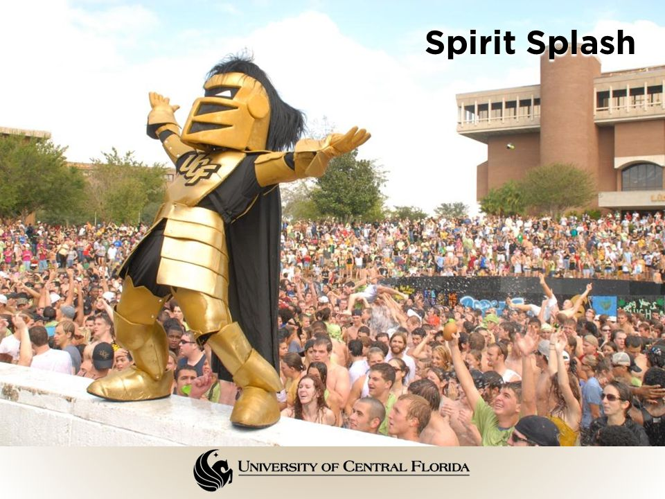 Spirit Splash