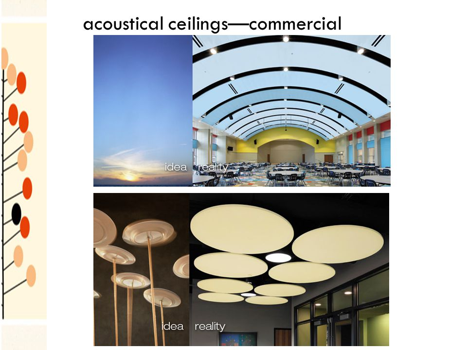 acoustical ceilingscommercial