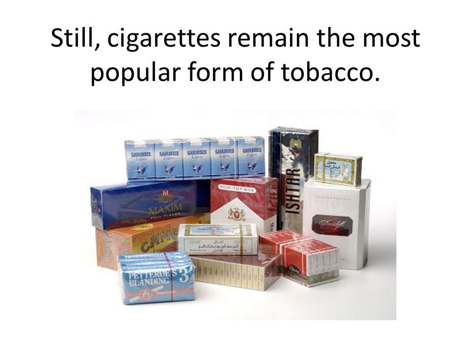 What is tobacco?  The leaves are picked  Dried  - ppt download