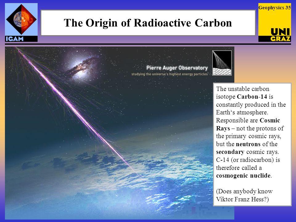 Radio-carbon dating bruger en radioaktiv isotop af elementet