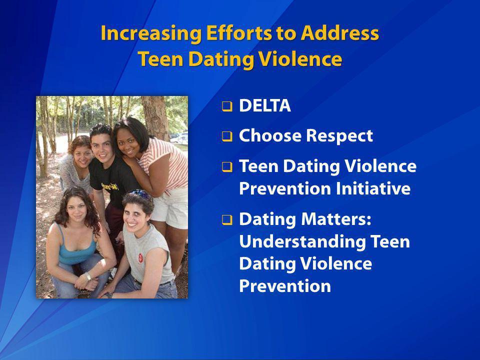 dating matters initiative