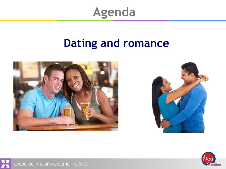 Agenda Dating and romance