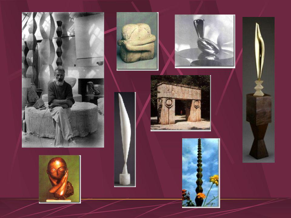 Discover Constantin Brancusi The Romanian sculptor Constantin Brancusi was born of peasant parents in Pestisani, Southern Romania on February 21st, 1876.