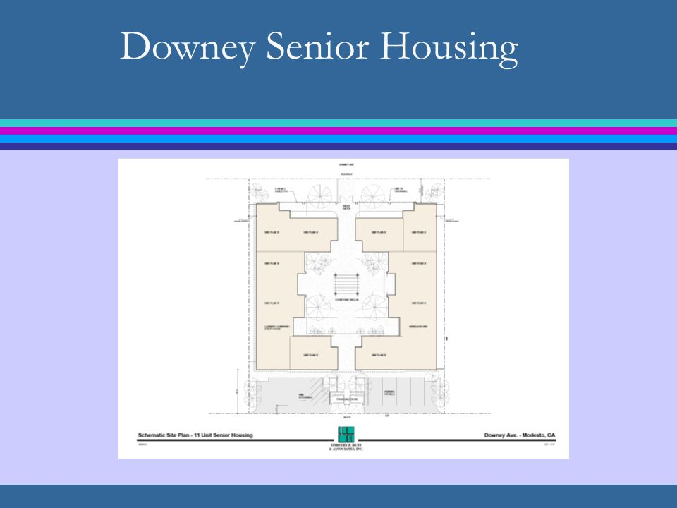 Downey Senior Housing