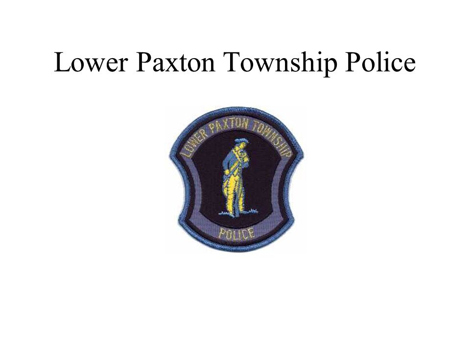 Lower Paxton Township Police